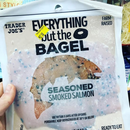Trader Joe's Everything But the Bagel Seasoning Salmon