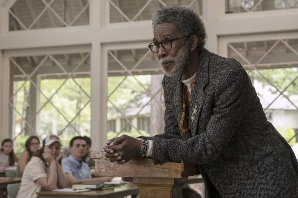 Ron Cephas Jones as Dr. Hyde in Looking For Alaska