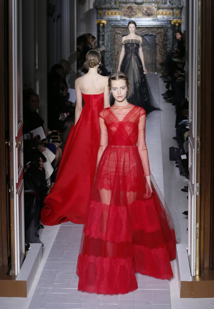 Valentino Couture Spring 2013
