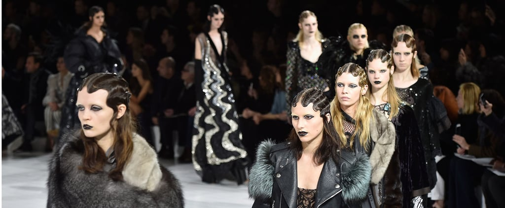 Marc Jacobs Goes Victorian Punk For Fall 2016