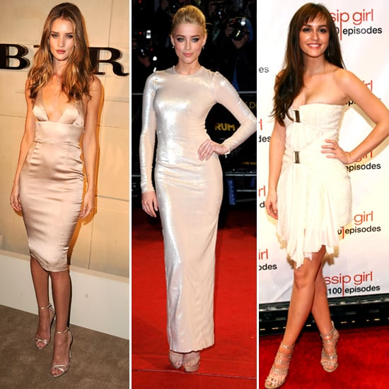 Neutral Evening Wear Trend For Winter 2011