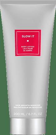 European Wax Centre Slow It Body Lotion ($20)