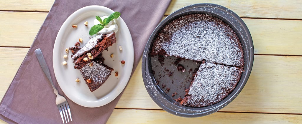 Instant Pot Brownie Cake