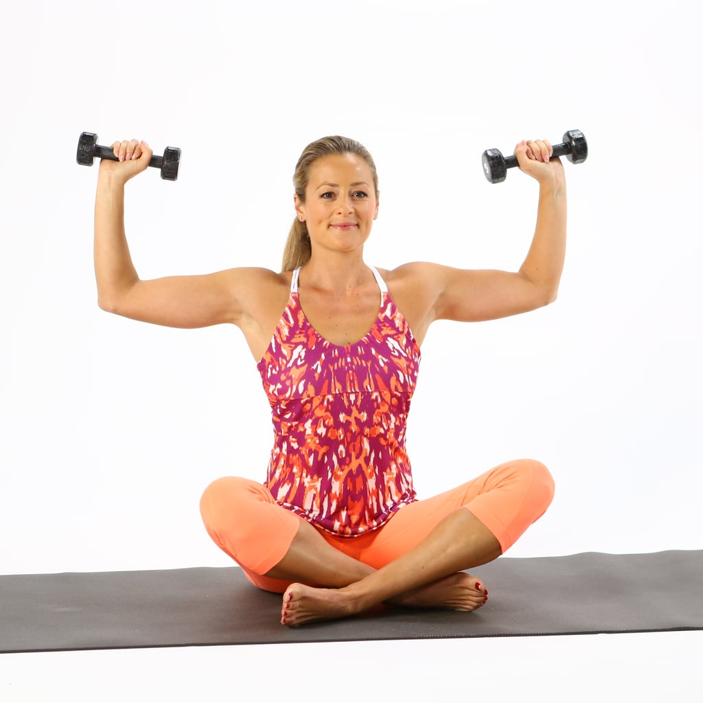 Low Weights, High Reps: Feel the Burn With These Arm Exercises