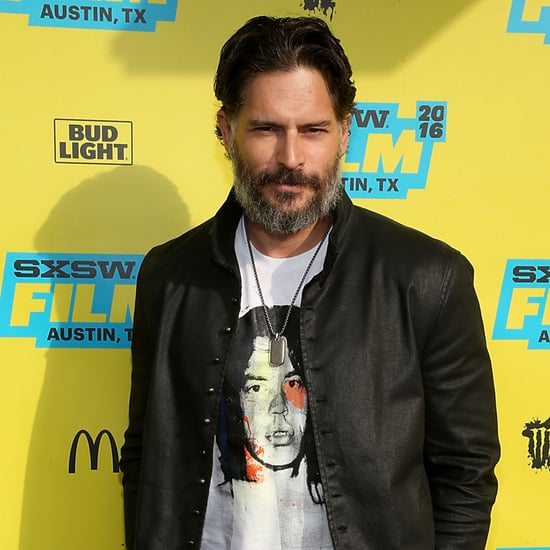Joe Manganiello Hospitalised With Appendicitis April 2016