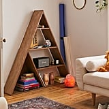 Triangle Bookshelf