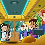 The Magic School Bus Rides Again