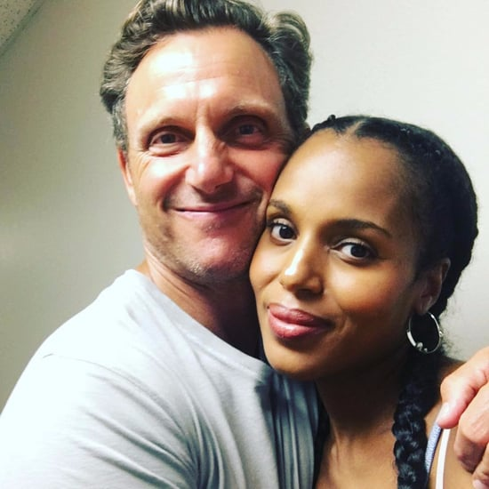 Scandal Stars at Season 6 Table Read Pictures