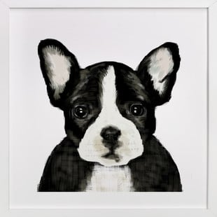 French Bulldog Art Print ($35)