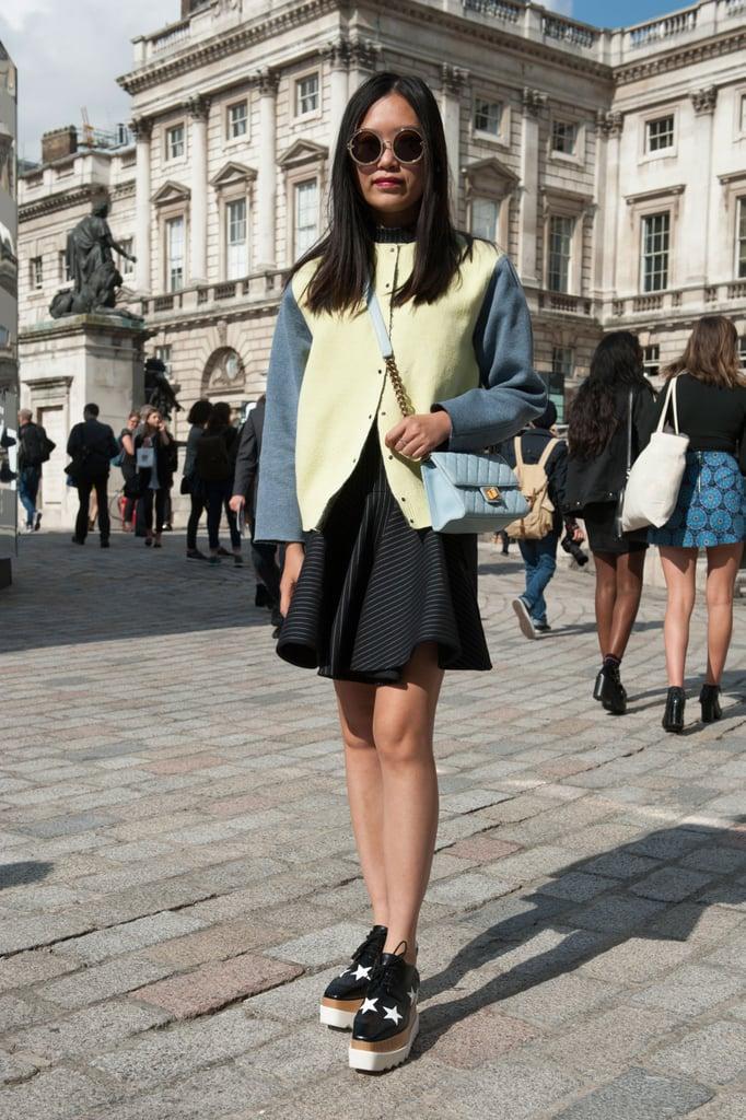 LFW Street Style Day 1