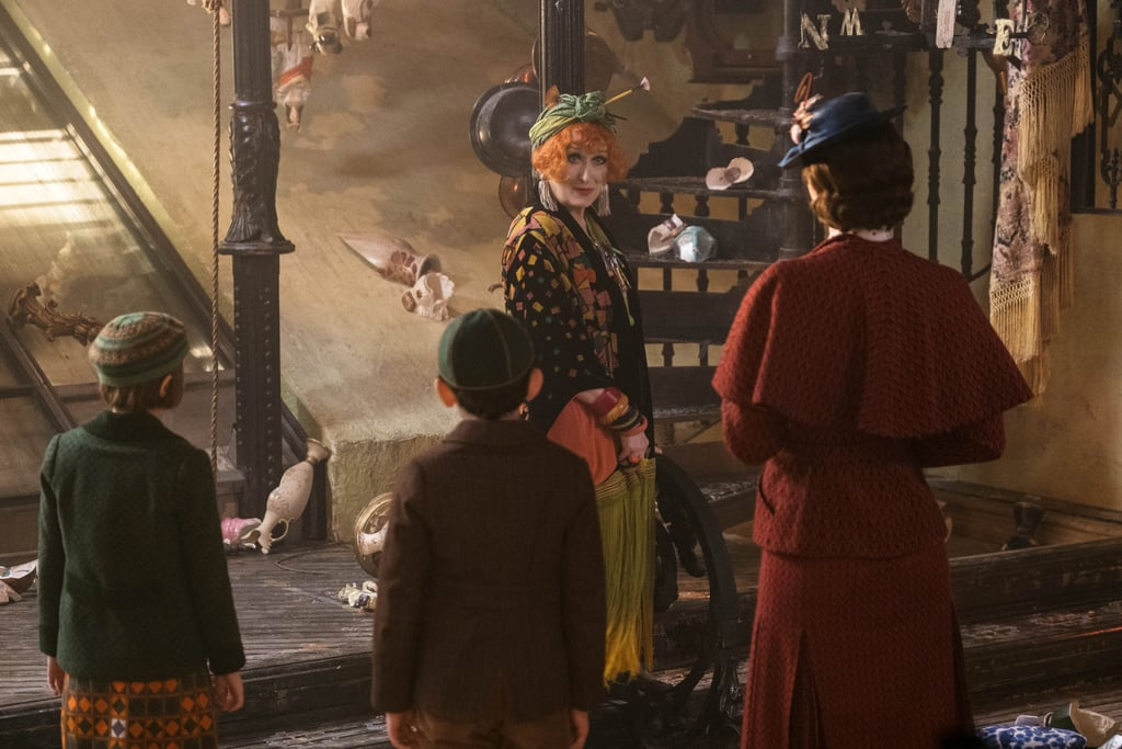 Mary Poppins's Eccentric Relatives