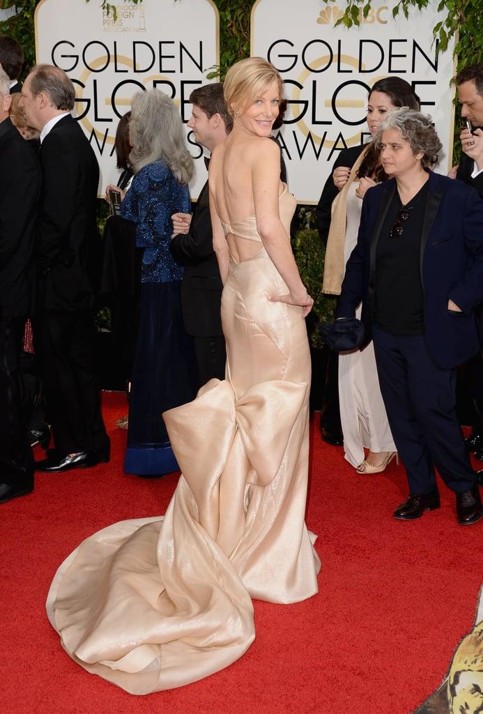 Anna Gunn at the Golden Globes 2014