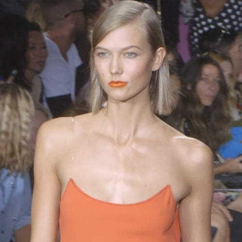 Karlie Kloss's Craziest Fashion Week Moment Ever