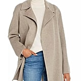 Theory Double-Faced Wool & Cashmere Coat