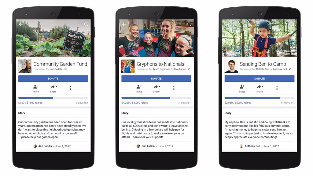 Here's How to Start a Personal Facebook Fundraiser to Help Hurricane Victims in Just 4 Easy Steps