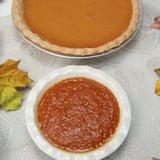 Moisturizing Pumpkin Pie Mask