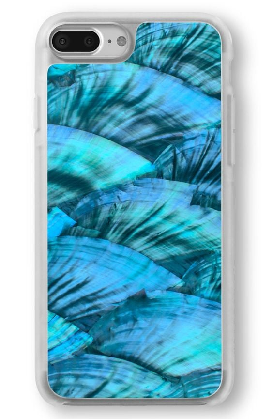 Blue Abalone iPhone Case ($40)