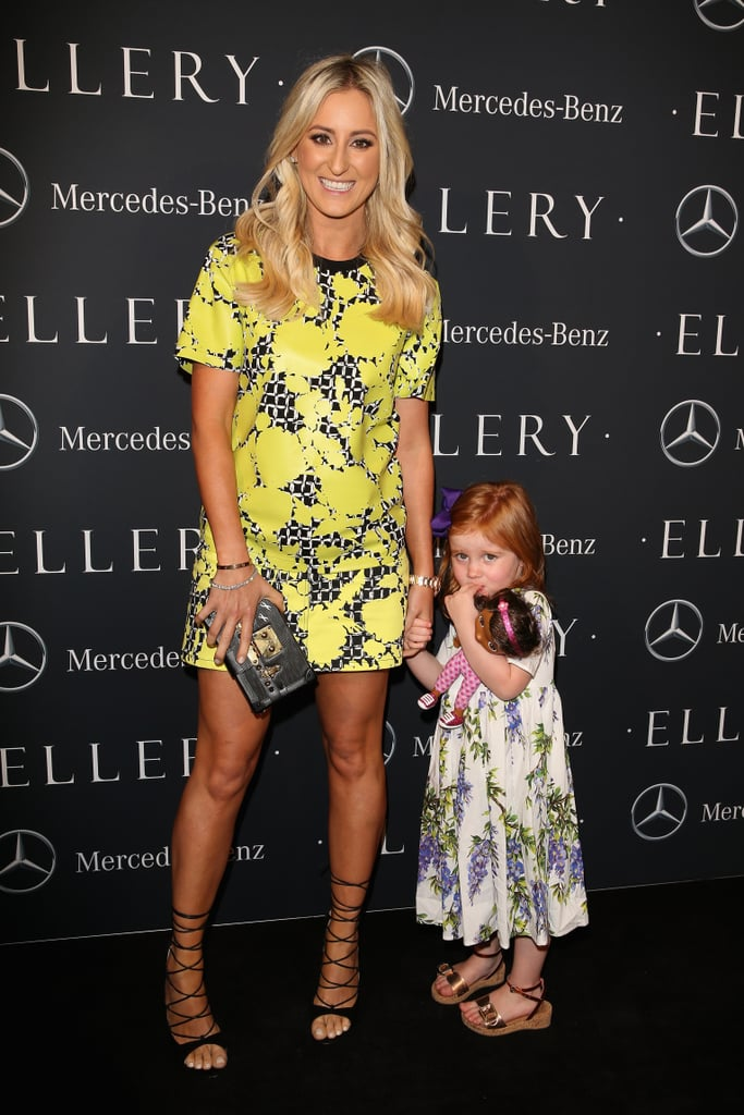 Roxy Jacenko and Pixie Curtis — Day 1