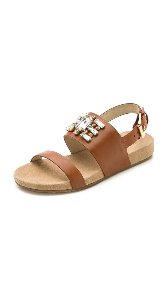 Michael Michael Kors Flat Sandals