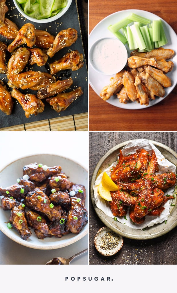 20 Wing Recipes to Make Your Game Day Spread a High-Flying Success