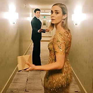 John Krasinski and Emily Blunt Instagram Pictures