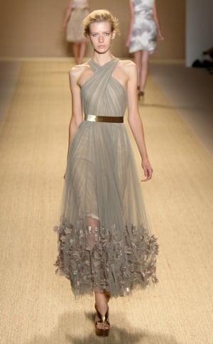New York Fashion Week, Spring 2009: Monique Lhuillier