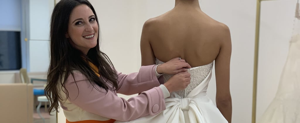How to Find a Wedding Dress According to a Celebrity Stylist
