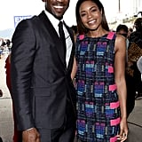 Pictured: Mahershala Ali and Naomie Harris