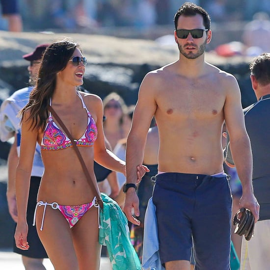 Desiree Hartsock Bikini Honeymoon Pictures
