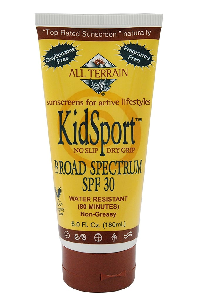 Amazon Find: All Terrain KidSport Sunscreen Lotion, SPF 30