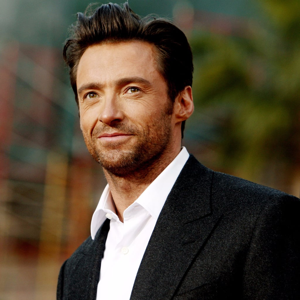 Hugh Jackman Haircut: Wolverine Hugh Jackman Can Do Anything On This Earth. His
