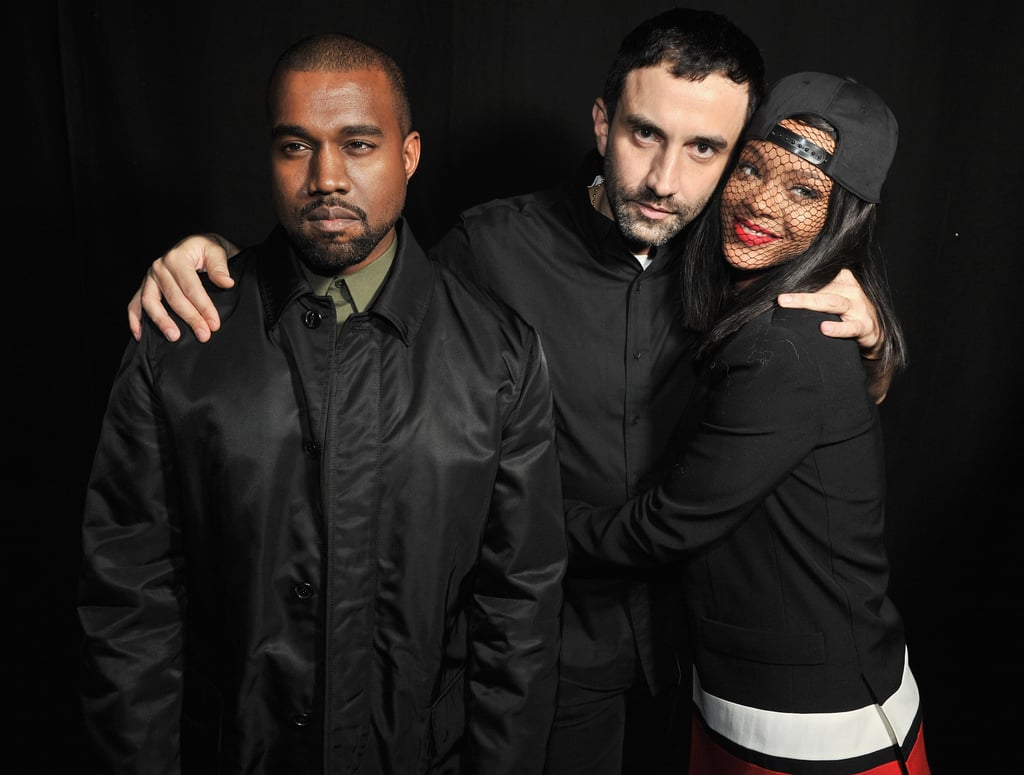 When Riccardo Tisci and Rihanna Wanted to Chill