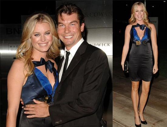 Rebecca Romijn is a Hollywood Glamazon
