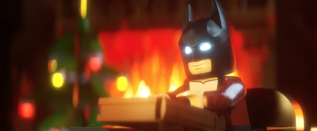 Exclusive: LEGO Batman's Holiday Card Is Dark, Festive, and Silly
