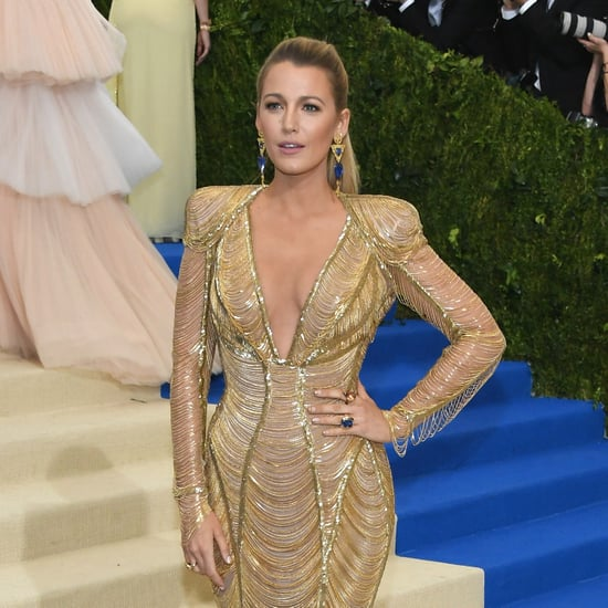 Blake Lively Met Gala Dress 2017