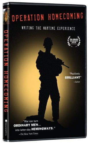 Oscar Movie Preview: Operation Homecoming for Best Documentary