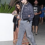 Bradley Cooper and Zoe Saldana Get Back Together For Date Night