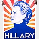 HRC Portrait Poster ($30)
