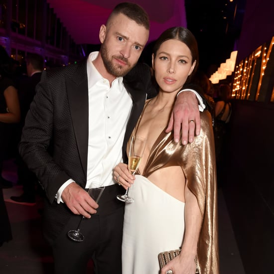 Justin Timberlake Celebrate Wedding Anniversary
