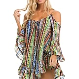 """This dress from my newest Ále by Alessandra collection is a perfect beach cover-up. It's so colorful and flirty!""  Àle by Alessandra Dress ($180)"
