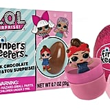 L.O.L. Surprise Finders Keepers Milk Chocolate Egg Candy & Toy Surprise Mystery Pack