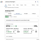 Type your flight info into Google search to see if it's on time.