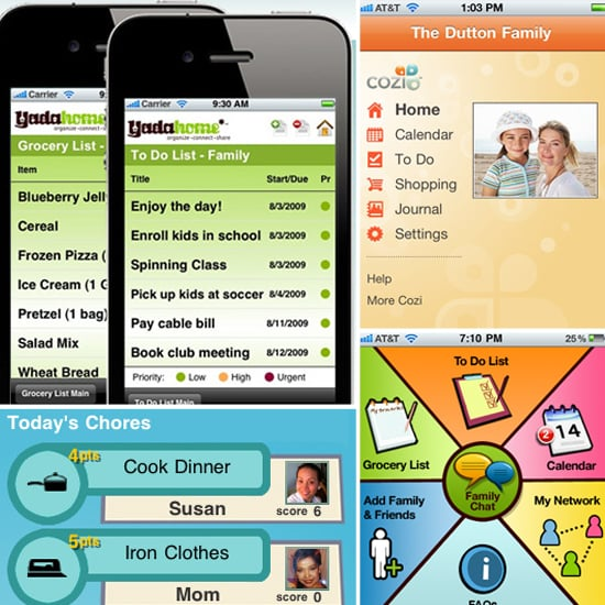 Apps For Family Organization