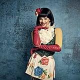 Valentina as Angel Dumott Schunard