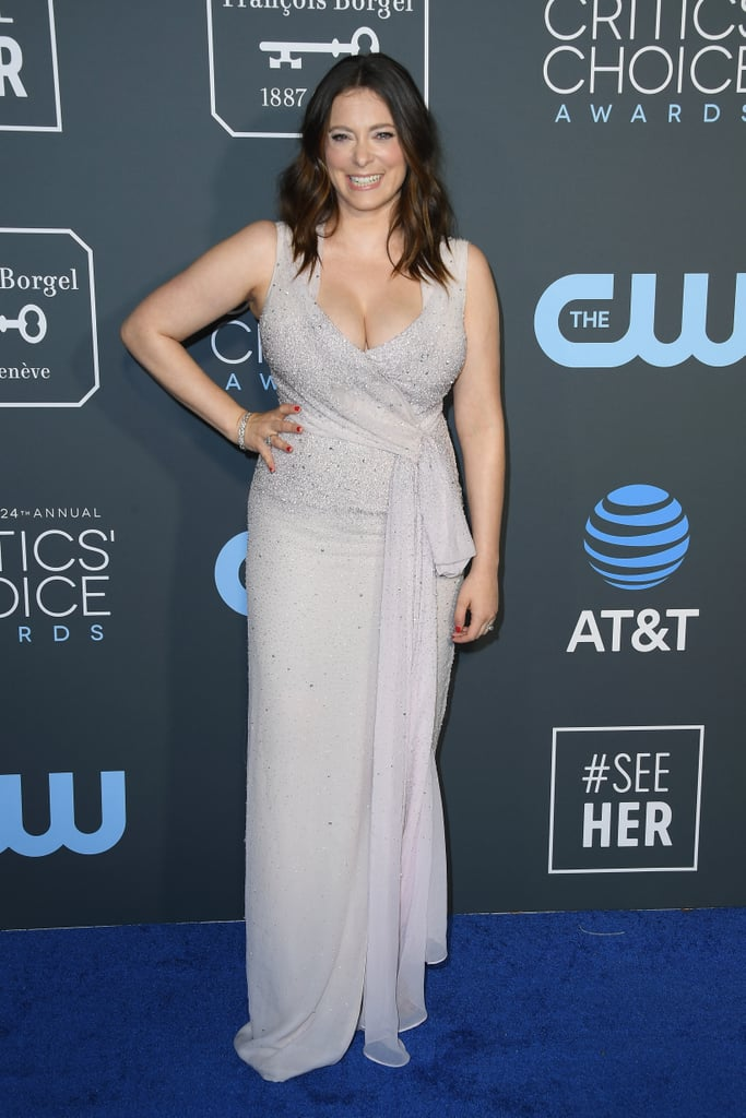 Rachel Bloom at Critics' Choice Awards