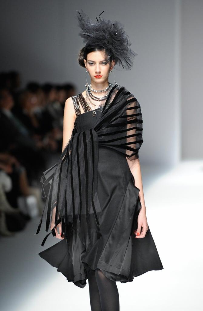 Japan Fashion Week: Yuma Koshino Fall 2009