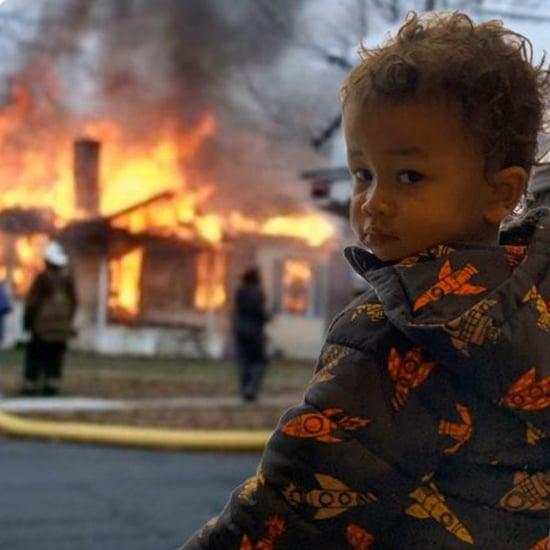 Chrissy Teigen's Son Miles Is a Hilarious Meme