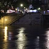 Paris Flood Photos 2016
