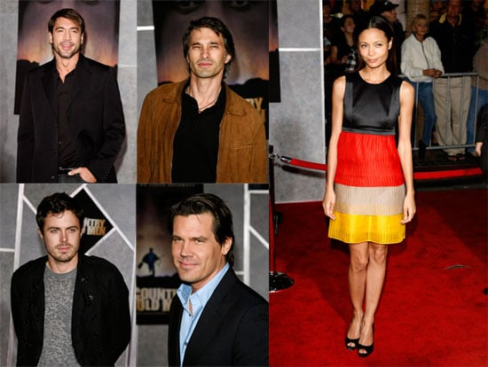 No Country for Old Men Is a Red Carpet for Hot Men