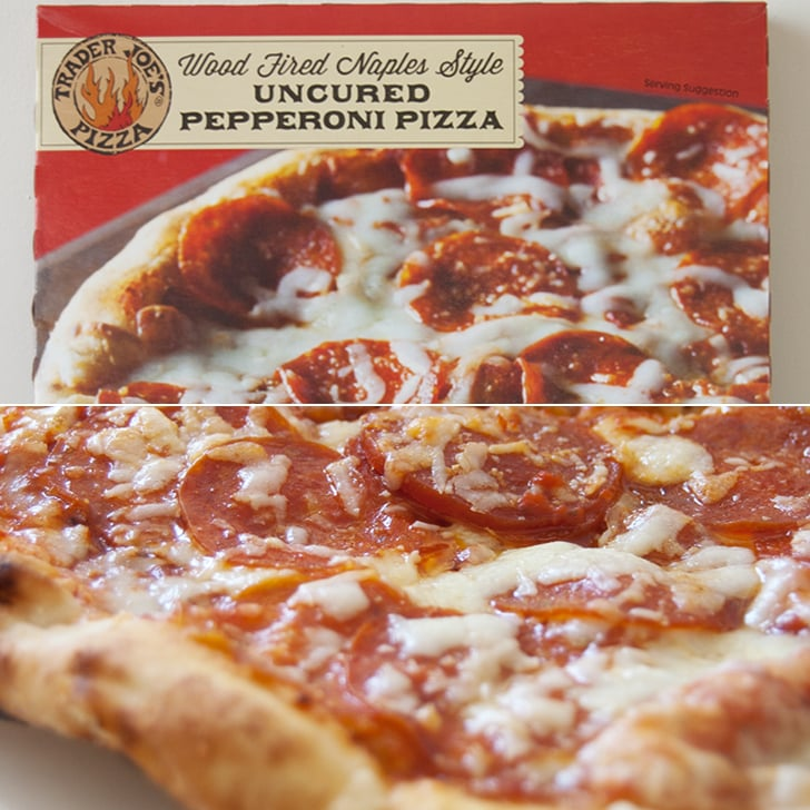 Trader Joe's Wood Fired Naples Style Uncured Pepperoni Pizza